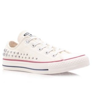 Converse Studded Low Tops